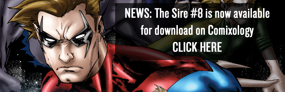Sire #8 Download Comixology