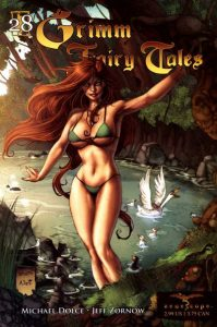 Grimms fairy Tales 28 Michael Dolce